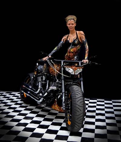 Yamaha Xv Warrior